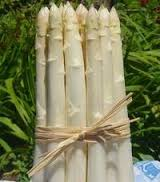 witte asperges